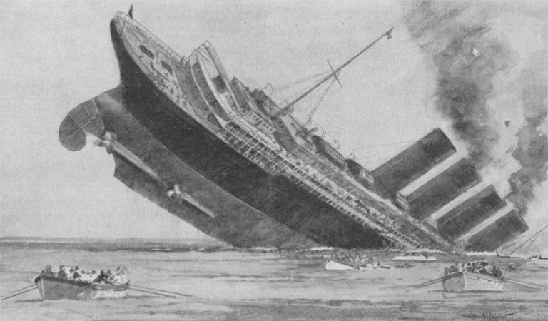 Lusitania faciası