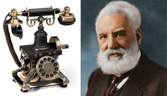 Telefonun icadı telefon nedir? ne zaman ve kim tarafından bulunmuştur ?
