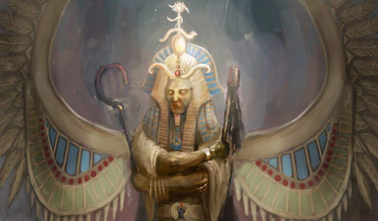 Osiris Tanrısı