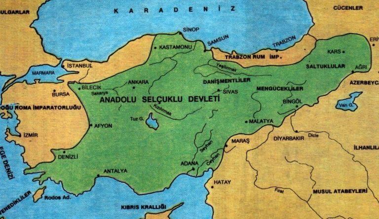 Türkiye Selçuklu Devleti Özellikleri